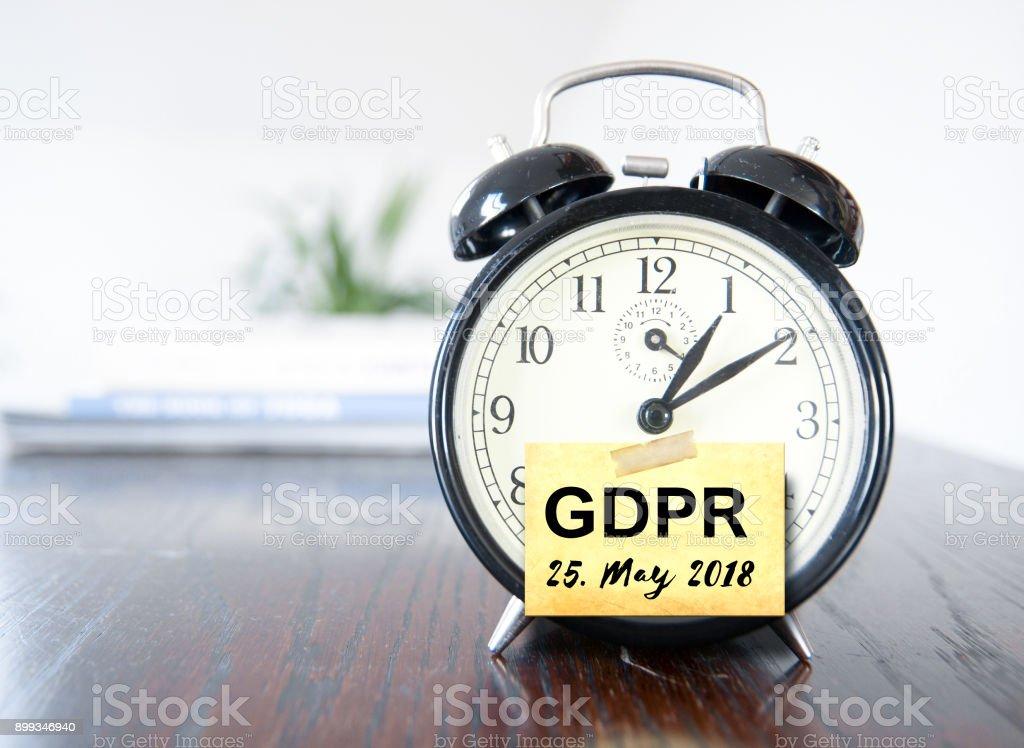 DSGVO allgemeine Datenschutzverordnung – Foto