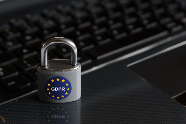 General Data Protection Regulation (GDPR) stock photo