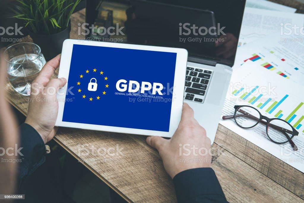 Allgemeine Daten-Schutz-Verordnung – Foto
