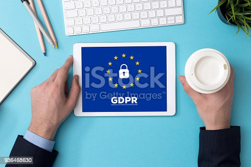 940100488 istock photo General Data Protection Regulation 936468630