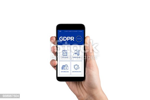 940100488 istock photo General Data Protection Regulation 938987504