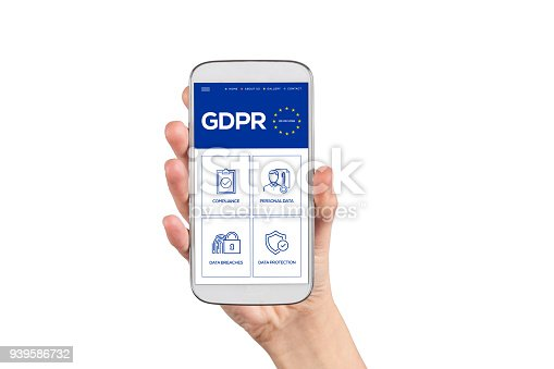 940100488 istock photo General Data Protection Regulation 939586732