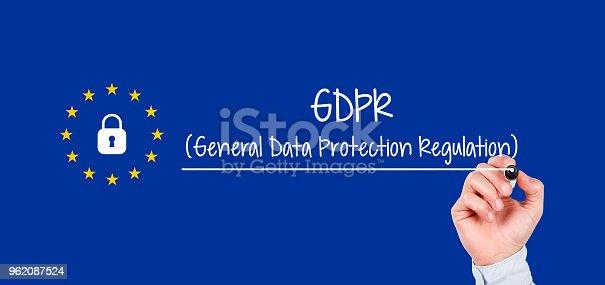 940100488 istock photo General Data Protection Regulation 962087524