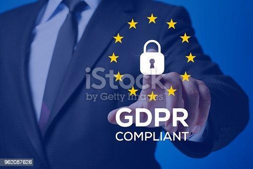 940100488 istock photo General Data Protection Regulation 962087626