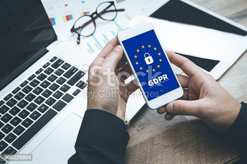 940100488 istock photo General Data Protection Regulation 966326804