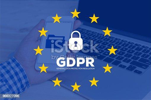 940100488 istock photo General Data Protection Regulation 966327096