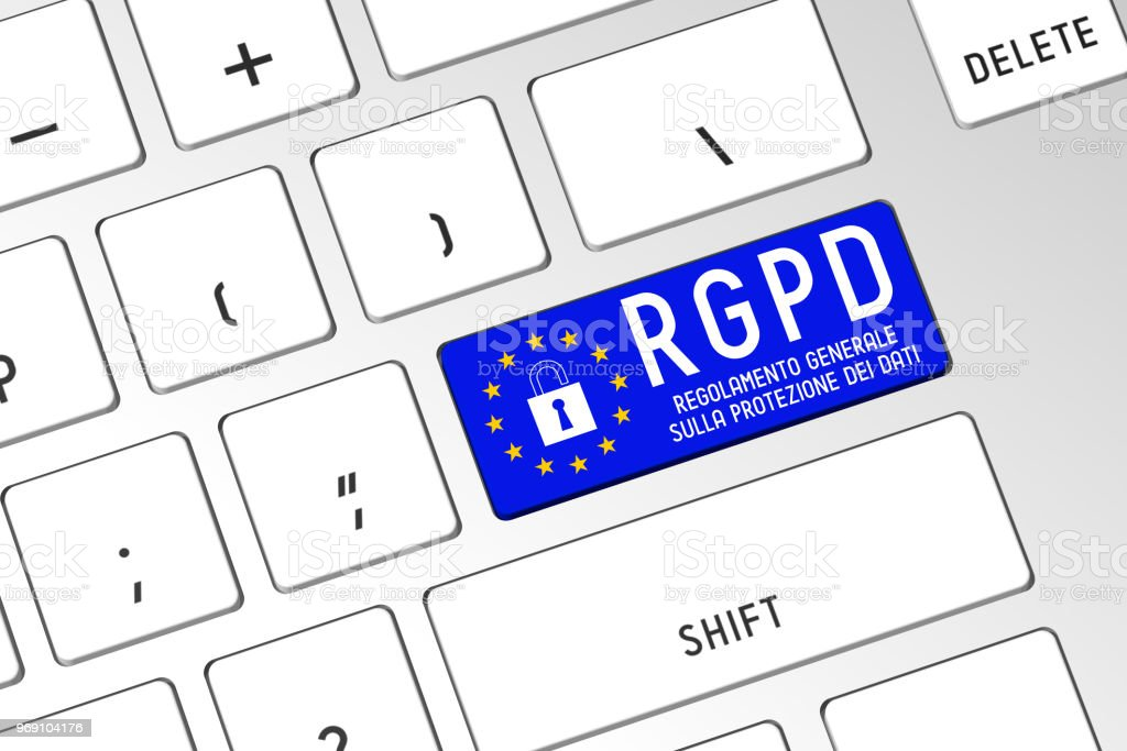 Rgpd General Data Protection Regulation Stock Photo More Pictures