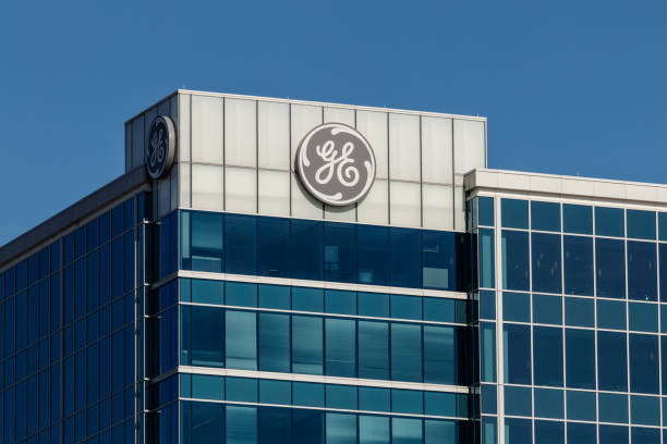 General Electric Global Operations Center. Financial troubles have forced GE to seek buyers for many of its divisions I stock photo