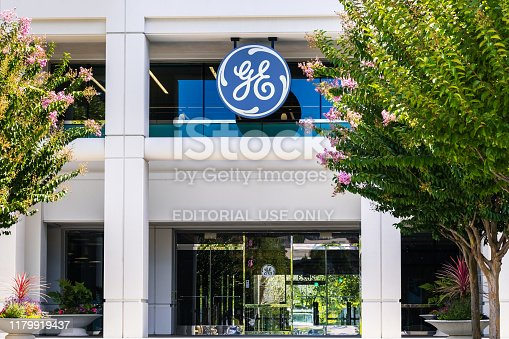 Sep 25, 2019 San Ramon / CA / USA - GE Digital headquarters, subsidiary of General Electric; GE Digital provides software and advisory services around operational technology and infrastructure