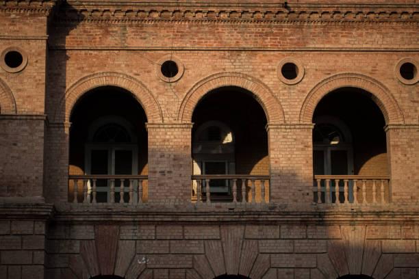 General Post Office - Lahore, Pakistan stock photo