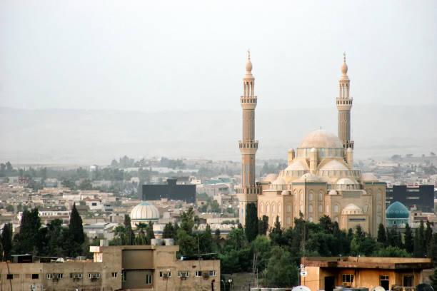 Une vue générale sur la ville d'Erbil - Photo
