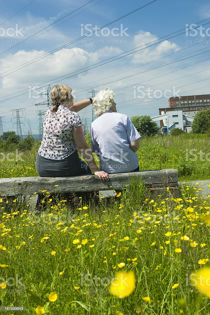 generations royalty-free stock photo