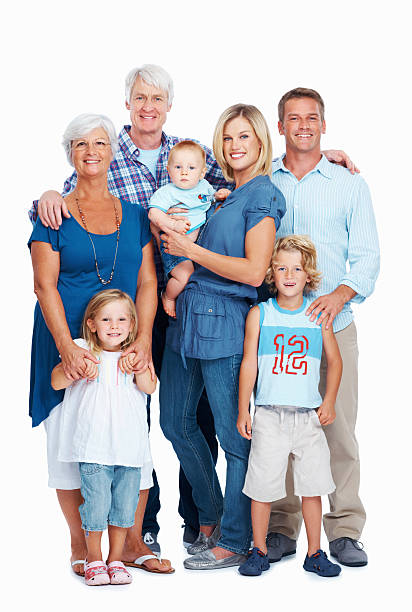 Generaciones - foto de stock