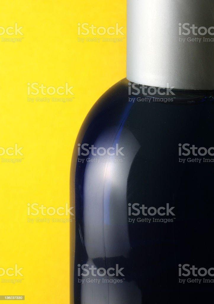 Generic Bottle royalty-free stock photo