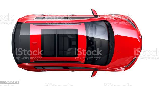Generic compact red suv car top view picture id1159386921?b=1&k=6&m=1159386921&s=612x612&h=rdwfo ierocotdceqrbodmvrk9om37h0 0tq5dep714=