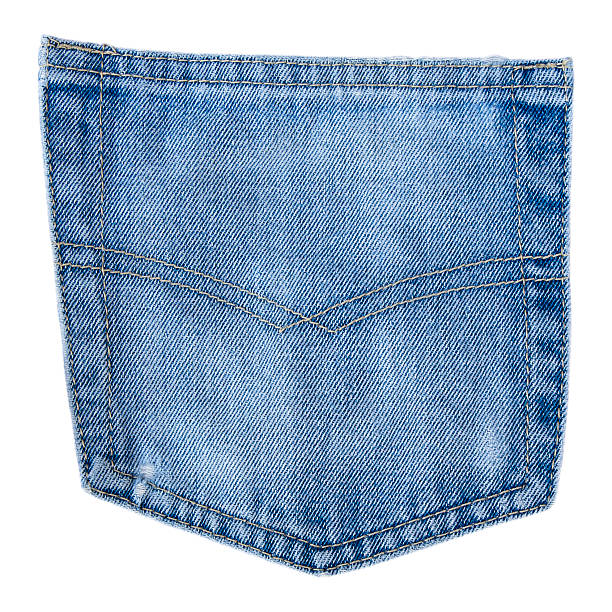 generic jeans pocket - pocket stock photos and pictures