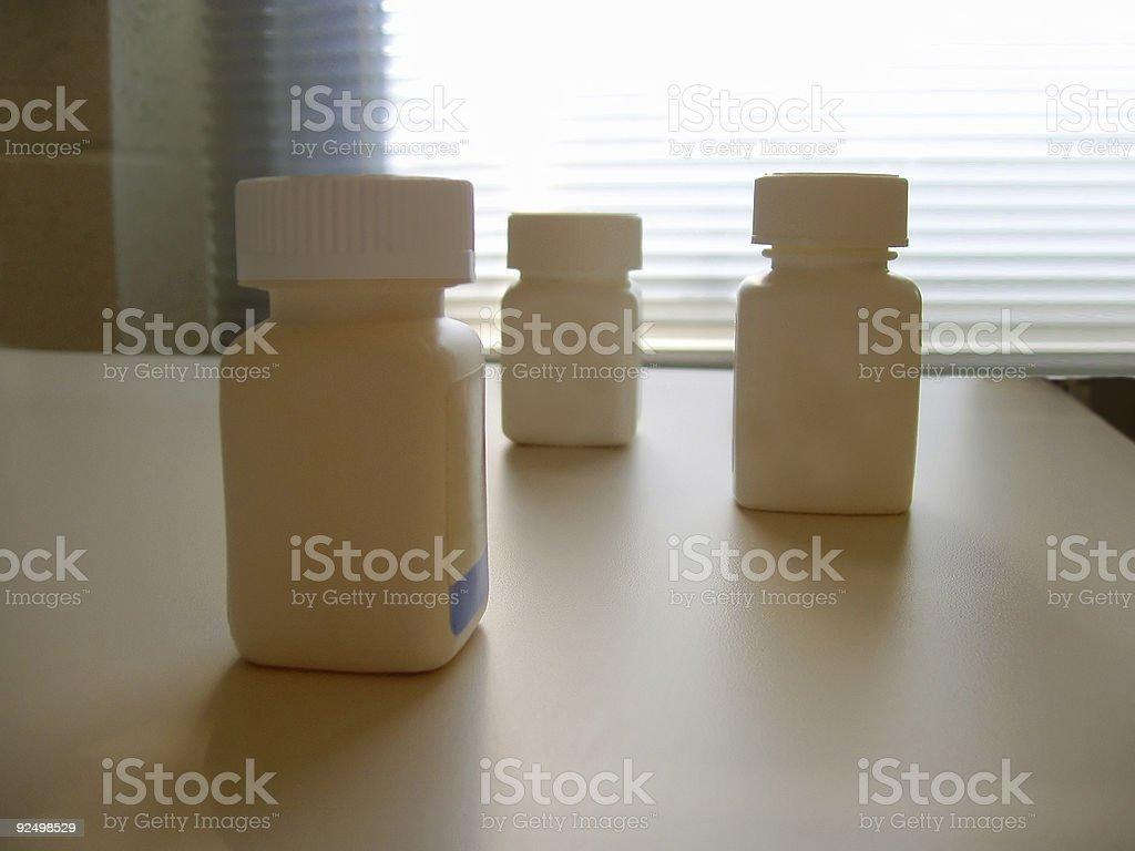 Generic Medicine royalty-free stock photo