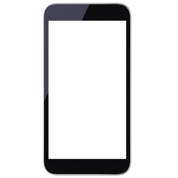 Generic mobile phone stock photo