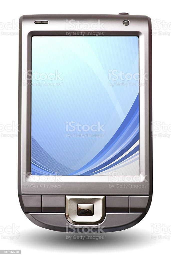 Generic PDA royalty-free stock photo