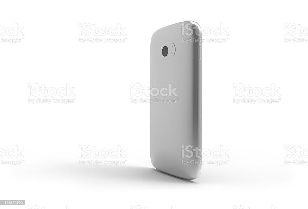 Generische smartphone (mit Schatten) – Foto