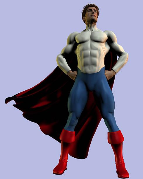 allgemeiner superheld - cartoon kostüme stock-fotos und bilder