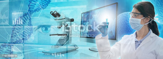 842438082 istock photo genetic and molecular research concept background 1191686919