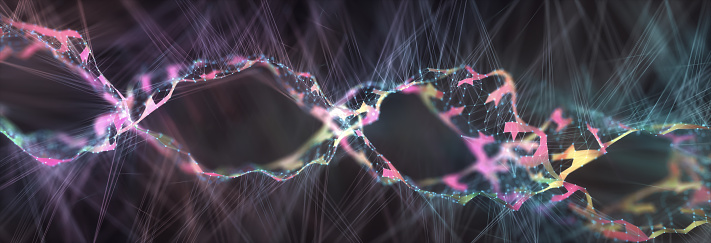 istock Genetic Code Abstract Concept 967250632