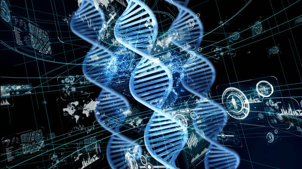Genetic engineering concept. Genetic engineering concept. gene therapy stock pictures, royalty-free photos & images