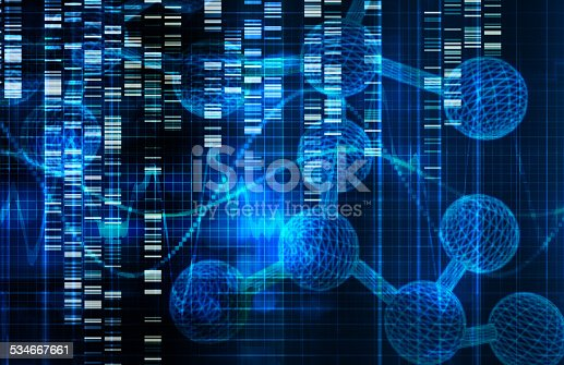 istock Genetic Science Research 534667661