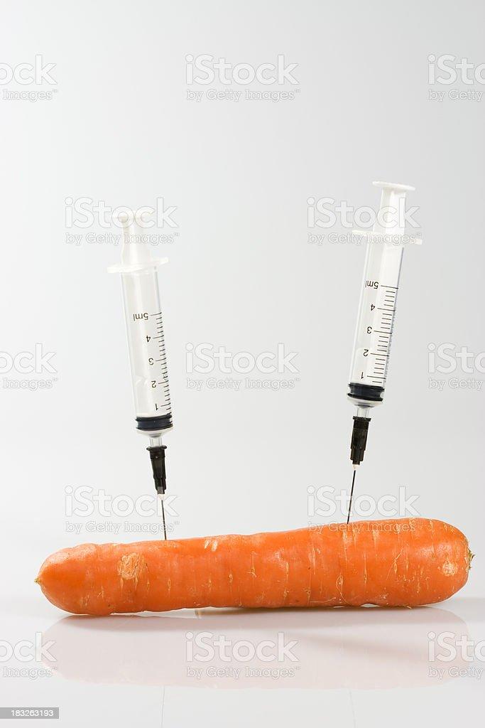Genetically Modified Organism stock photo
