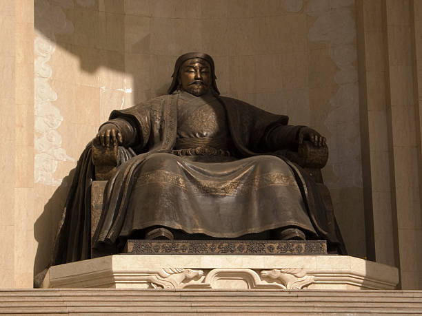 Royalty Free Genghis Khan Pictures Images And Stock Photos Istock