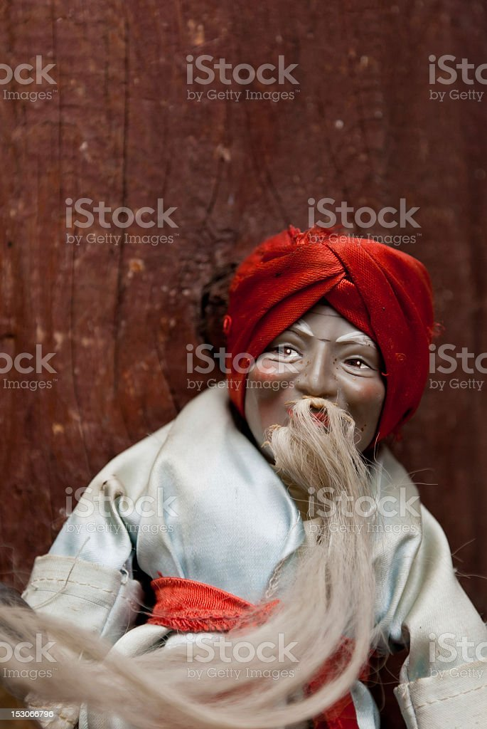 Genie Doll stock photo