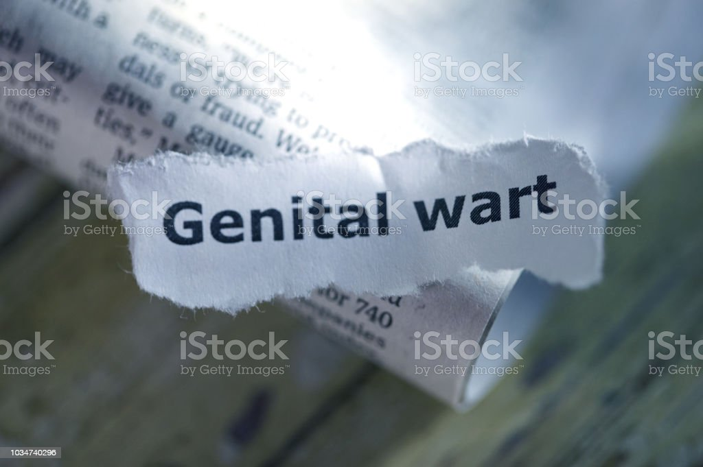 Genital Wart Stock Photo More Pictures Of Anatomy Istock