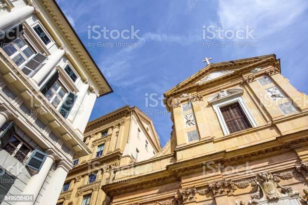 Genova colorful buildings church piazza giacomo matteotti liguria picture id849988404?b=1&k=6&m=849988404&s=612x612&h=zbecuwb2sdh6wdltt slpdbdil5nv4law7bpmr b3uy=