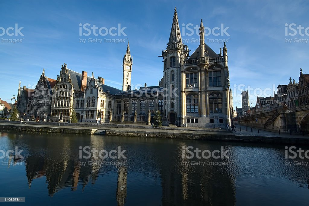 Gent - Royalty-free Ancient Stock Photo