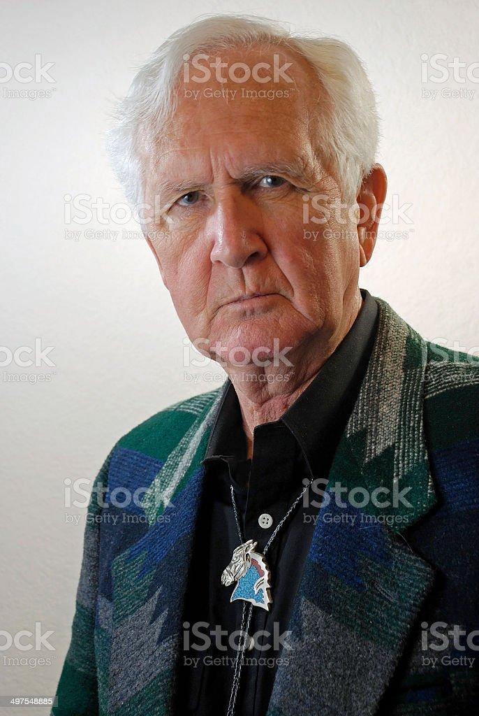 Gentleman Rancher stok fotoğrafı