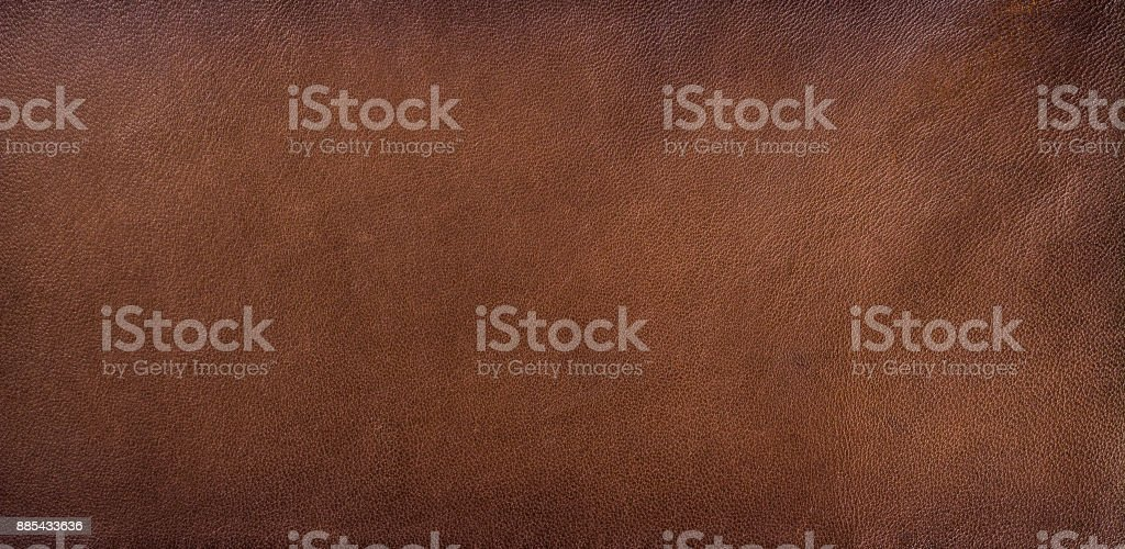 Genuine leather texture background stock photo