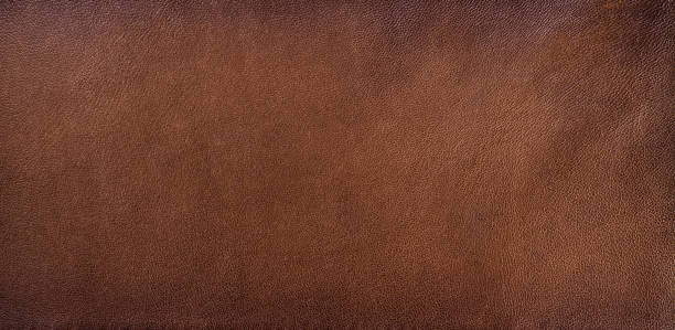 genuine leather texture background - couro imagens e fotografias de stock