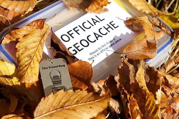 Geocaching Travel Bug Stock Photo - Download Image Now - iStock
