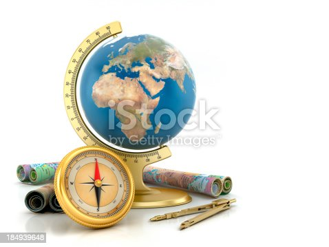 187602778 istock photo Geography - Travelling concept 184939648