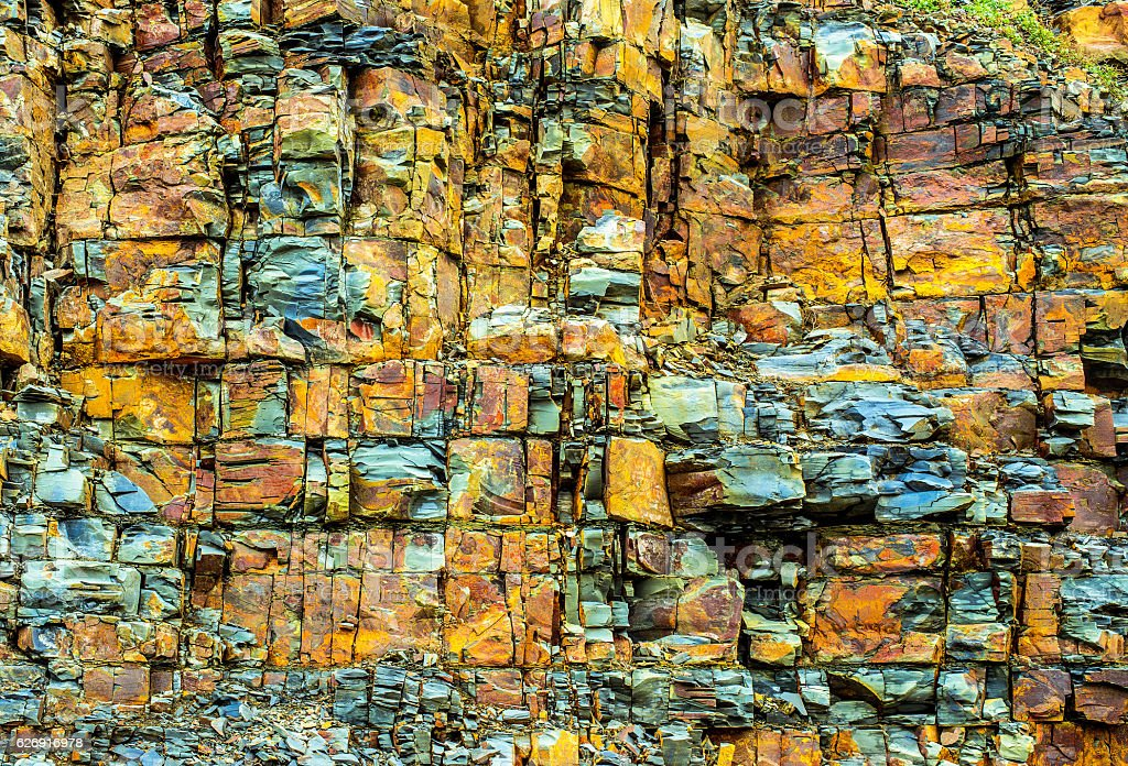 geological material stock photo