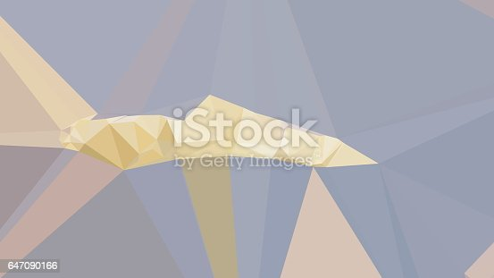 647090632 istock photo Geometric Abstract Florals 647090166