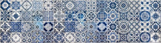 Geometric and floral azulejo tile mosaic pattern portuguese or retro picture id1254429192?b=1&k=6&m=1254429192&s=612x612&w=0&h=1xp1ilxo8kzqeimjyd59geh25mmsdvig73l7ir4zpaa=