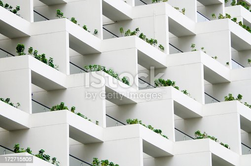 istock Geometric Balcony Gardens 172715805