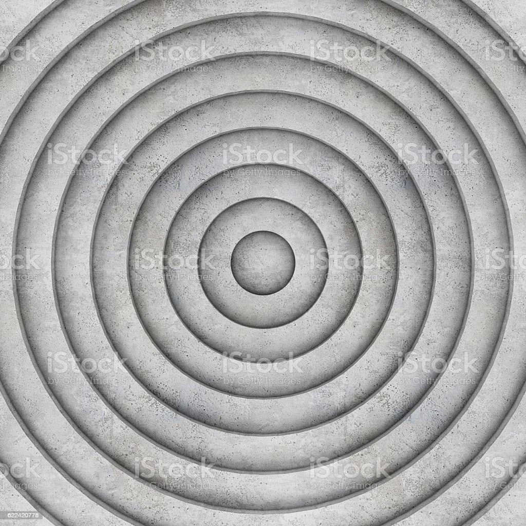 Geometric concrete background stock photo