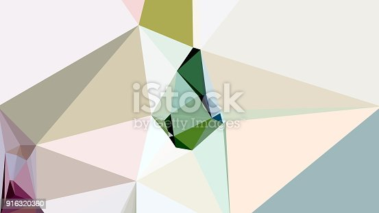 916322742 istock photo Geometric Minimalist Abstract Inspired by Succulent Colours 916320360