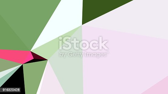 916322742 istock photo Geometric Minimalist Abstract Inspired by Succulent Colours 916320428