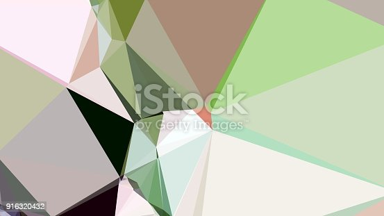 916322742 istock photo Geometric Minimalist Abstract Inspired by Succulent Colours 916320432