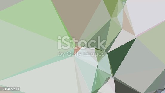 916322742 istock photo Geometric Minimalist Abstract Inspired by Succulent Colours 916320434