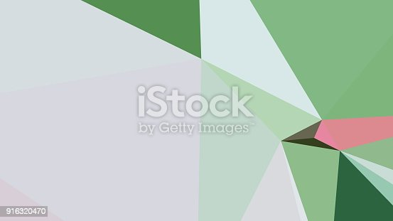 916322742 istock photo Geometric Minimalist Abstract Inspired by Succulent Colours 916320470